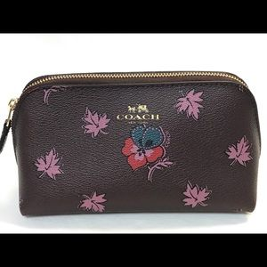 Coach Cosmetic Case, NWOT